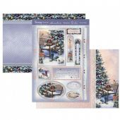 Hunkydory Die-Cut Topper Set - Christmas Delight